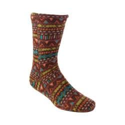 Acorn VersaFit Socks Batik Brown