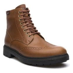 Men's Camper Hardwood GORE-TEX Boot Medium Brown Leather