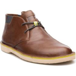 Men's Camper Morrys Chukka Boot Medium Brown Leather