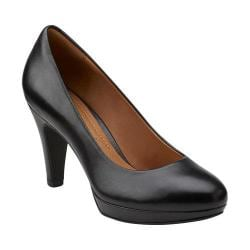 Women's Clarks Brier Dolly Black Leather