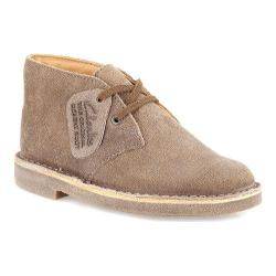 Boys' Clarks Desert Boot Toddler Taupe Distressed