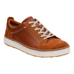 Men's Clarks Lorsen Edge Sneaker Tan Leather