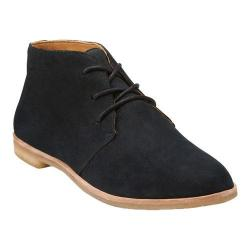 Women's Clarks Phenia Desert Black Cow Nubuck