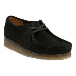 Women's Clarks Wallabee Black