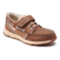 Boys' Clarks UnBuoy Brown Leather