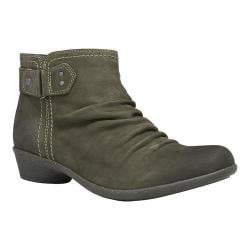 Women's Cobb Hill Nicole Ankle Boot Spruce Leather
