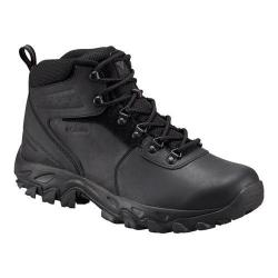 Men's Columbia Newton Ridge Plus II WP Black/Black