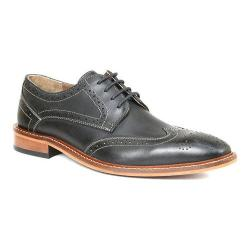 Men's Giorgio Brutini 4 Eyelet 282 Sportive Wing Tip 25069 Navy Sportive Leather