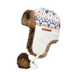 Women's Helly Hansen Bearfur Hat Off White