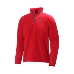 Men's Helly Hansen Daybreaker 1/2 Zip Fleece Flag Red