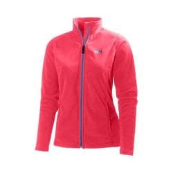 Women's Helly Hansen Daybreaker Fleece Jacket Pink Glow