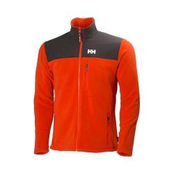 Men's Helly Hansen Sitka Fleece Jacket Rusty Fire