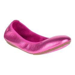 Women's Hush Puppies Chaste Ballet Flat Berry Metallic