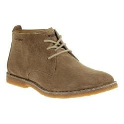 Men's Hush Puppies Desert II Chukka Boot Taupe Suede