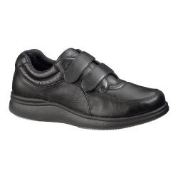 Women's Hush Puppies Power Walker II Black Leather