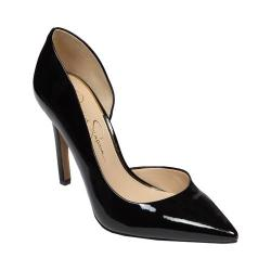 Women's Jessica Simpson Claudette Black Patent