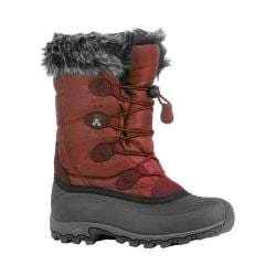 Women's Kamik Momentum Dark Red