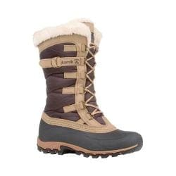 Women's Kamik Snowvalley Dark Brown