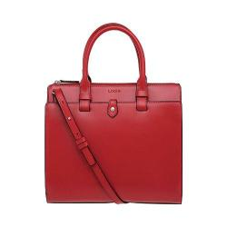 Women's Lodis Audrey Linda Mini Satchel Red