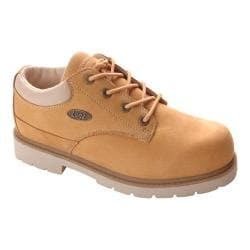Men's Lugz Drifter Lo Wheat/Cream/Gum Nubuck