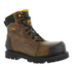Men's Magnum Flint 6.0 ZF Composite Toe Waterproof Boot Coffee