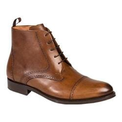 Men's Mezlan Bremen II Ankle Boot Tan Calf