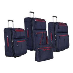 Nautica Maritime 2 Four Piece Set Navy/Red