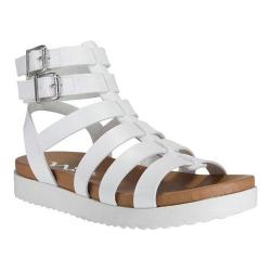 Girls' Nina Kandiss Sandal White Tumbled