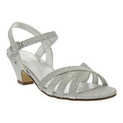 Girls' Nina Maibel Sandal Silver Baby Glitter