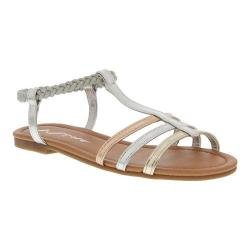 Girls' Nina Melvie Sandal Multi Metallic