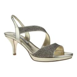 Women's Nina Newark Sandal Platino Bliss