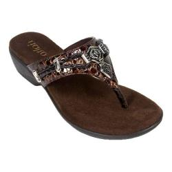 Women's Rialto Kismet Bronze/E-Print/Metallic Synthetic