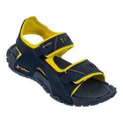 Boys' Rider Tender VIII Active Sandal Blue/Yellow