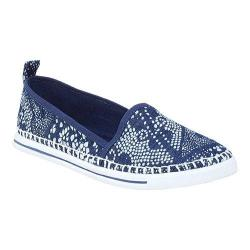 Women's Rocket Dog Sammie Slip On Blue Dream Catcher Cotton
