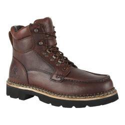 Men's Rocky 6in Western Cruiser Casual Chukka 2984 Auburn Leather