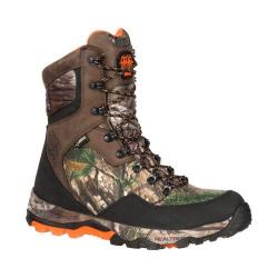 Men's Rocky 8in Athletic Mobility 600G RKS0225 Mossy Oak Country Leather Nylon