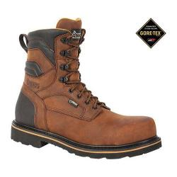 Men's Rocky 8in Governor GORE-TEX Work Boot RKYK003 Brown Full Grain Leather/Nylon