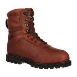 Men's Rocky 9in Brute 2000G RKS0185 Brown Leather