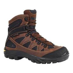 Men's Rocky Ridgetop Outdoor Hiker WP 5257 Brown/Black Nubuck/Nylon