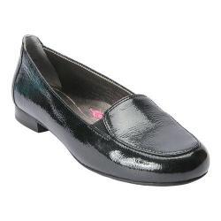 Women's Ros Hommerson Regan Loafer Black Patent Leather