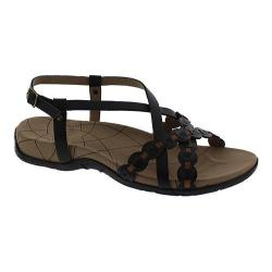 Women's Sanita Clogs Catalina Carlie Sandal Black