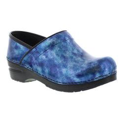 Women's Sanita Clogs Professional Element Clog Blue