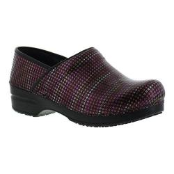 Women's Sanita Clogs Professional Retro Clog Red Multi