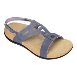 Women's Spenco Tora Blue Leather