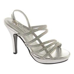 Women's Touch Ups Julie II Silver Metallic