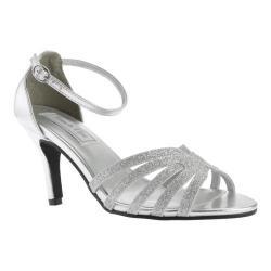 Women's Touch Ups Rapture Glitter Sandal Silver Glitter