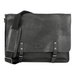Men's Trafalgar Murray Hill Messenger Black