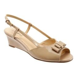 Women's Trotters Milly Nude Patent