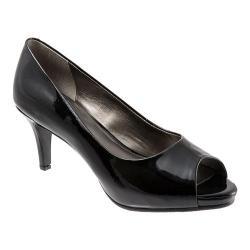 Women's Trotters Olivia Black Patent