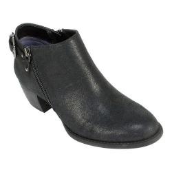 Women's White Mountain Roadhouse Bootie Black Fabric